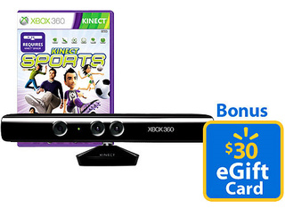 Walmart Readies Kinect Bundles
