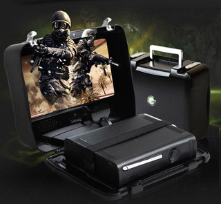 This Xbox 360 Looks Ready For The Battlefield