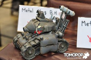 Metal Slug Tanks Are Even Cuter In Real Life