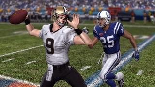 Drew Brees — To No One's Surprise — Looks Like Madden 11's Cover Man