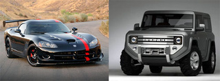 Dodge Viper Or Ford Bronco? That Is The Blur Preorder Question