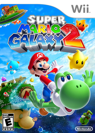 The Old, New, Finally Official Super Mario Galaxy 2 Cover