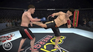 EA Sports MMA: Who Knows About Broken Bones?