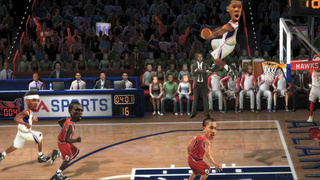 Ten Seconds Of NBA Jam Footage
