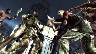 Now's Your Chance To Desperately Escape In Resident Evil 5