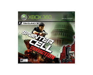 The Splinter Cell Conviction 360 Bundle Unveiled