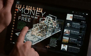 Wired Getting iPad Version of Magazine
