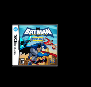 Batman: The Brave and The Bold Coming to DS, Wii, Not Soaps