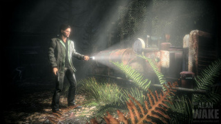 Alan Wake Used To Be An Open-World Game
