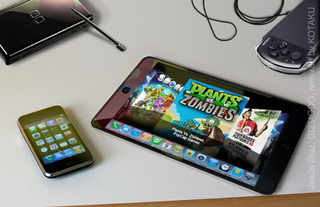 Which EA Games Can We Expect To See On Apple's Tablet?