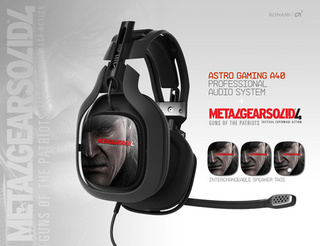 Isn't It A Little Late For MGS4-Themed Accessories?