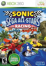 Banjo & Kazooie Join Sonic & Ryo In Sega All-Stars Racing