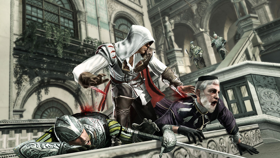 The Lessons Learned — Or Resisted — While Making Assassin's Creed II