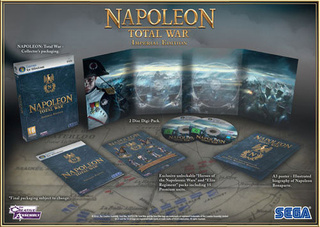 Napoleon: Total War Edition Shouldn't Have Invaded Russia
