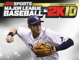 Tampa Bay's Longoria is — Officially — MLB 2K10's Cover Man
