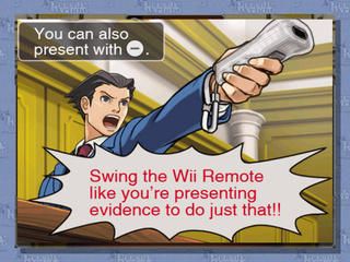 Here's What Phoenix Wright Looks Like On The Wii