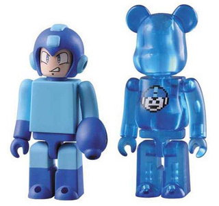 Mega Man And Mega Bear Hit The Bricks