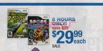 A Look At Kmart's Black Friday Game Sales
