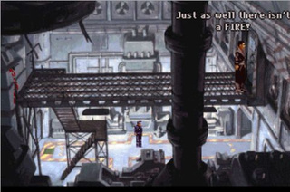 Classic Adventure Game Beneath a Steel Sky Hits the iPhone