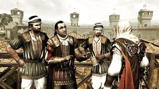 Hands On With Assassin's Creed II: Mario Kart and DiCaprio