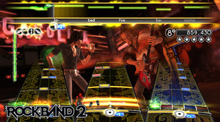 Rock Band 2 Patch Gets By With a Little Help from The Beatles