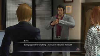 Sega Still Teasing A Yakuza 3 Release For The West