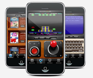 Commodore 64, Now On iPhone