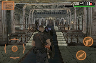 Resident Evil 4 Mobile Edition Micro-Review: Learning to Read With Zombies