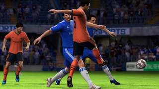 Sense of Urgency in FIFA 10 Latest Vid, Screens
