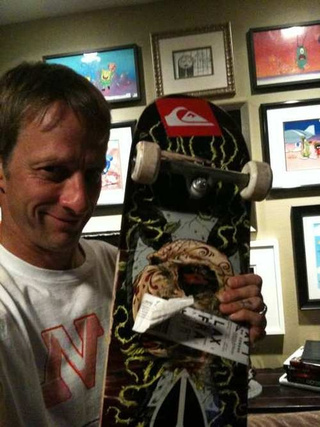 Tony Hawk To Vert at GamesCom