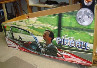 Building a Bill Paxton Pinball Tribute