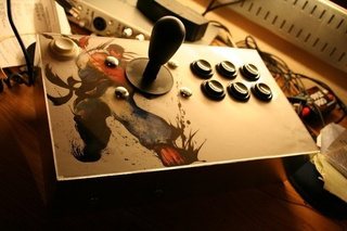 Handmade SFIV Sticks Don't Skimp On The Heavy Stuff