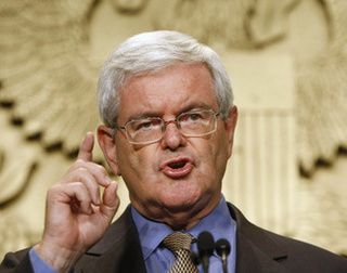 Newt Gingrich Needs Tips on Wii Sports