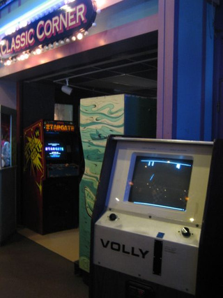 When The Best Part of The Beach Is The Arcade