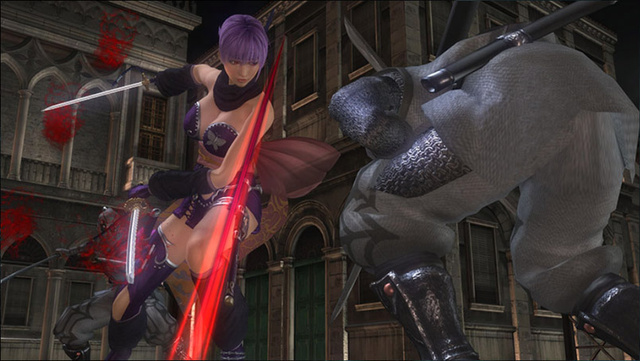 Ninja Gaiden Sigma 2 Dated And Detailed For Japan