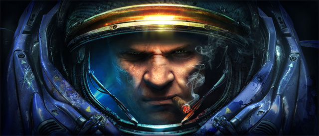 No LAN Play For Starcraft II