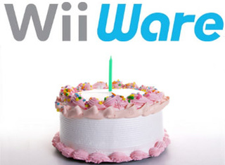 Nintendo Celebrates A Year Of WiiWare