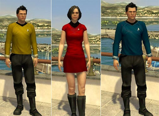 Star Trek Boldly Goes To PlayStation Home