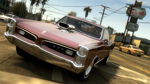 Free Midnight Club LA DLC Sneaks Out, Quickly Yanked