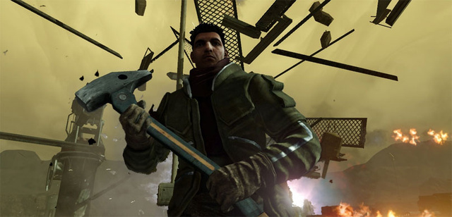 Red Faction: Guerilla Destructs Itself A Release Date