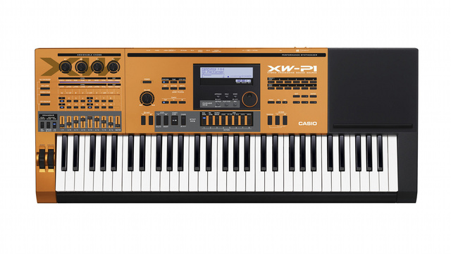 Click here to read Well Hello, Creamsicle Colored Synthesizer