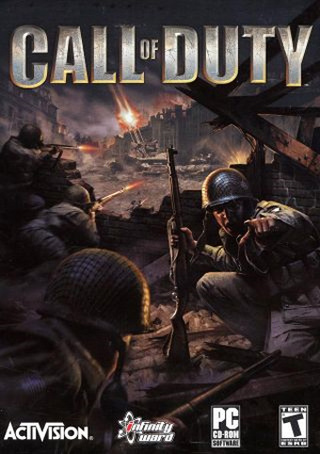 Original Call Of Duty Coming To Xbox Live, PlayStation Network