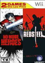 No More Heroes Slumming It With Red Steel For New Wii Bundle