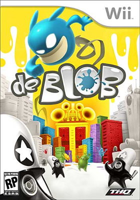 Strong Sales Make de Blob Sequel Certain