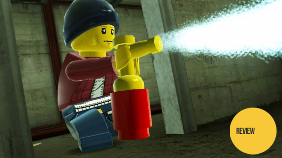 <em>Lego City Undercover</em>: The <em>Kotaku</em> Review