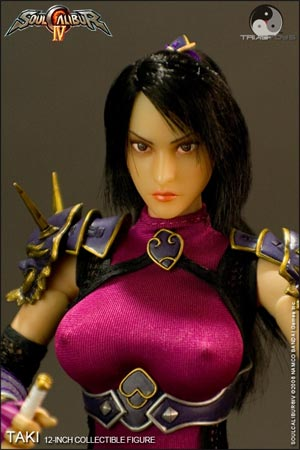 New Soul Calibur Figure Is A Little Taki
