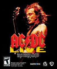 Rock Band AC/DC Confirmed, But For Wal-Mart Only