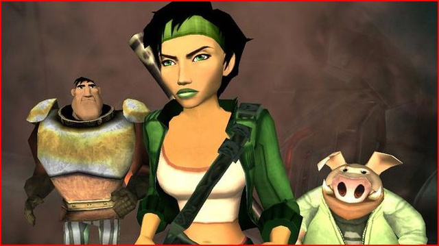 Game Club: Beyond Good & Evil The Final Assignment