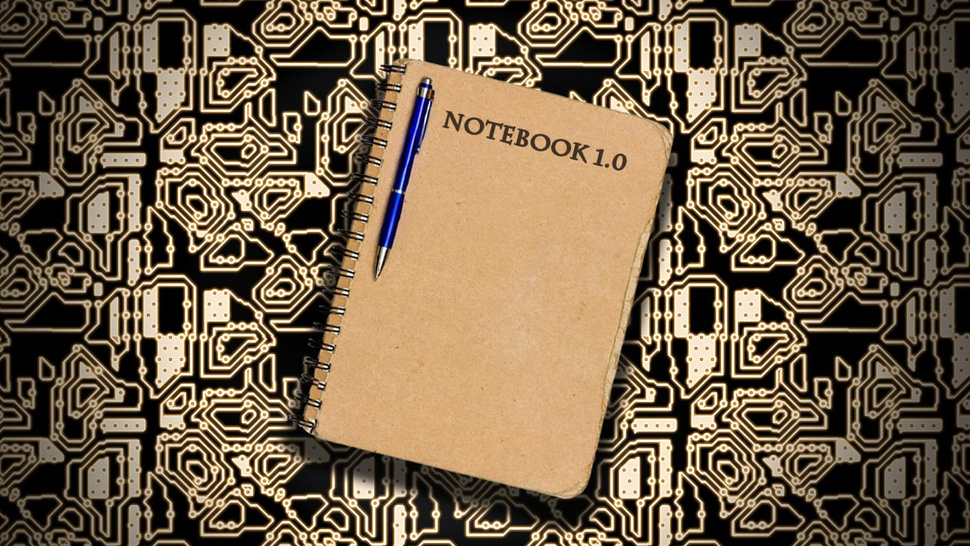 On Keeping a Notebook in the Digital Age