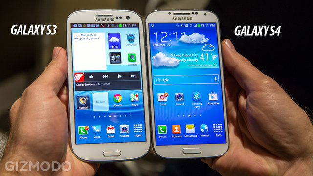 xlarge Samsung Galaxy S4 Vs. iPhone 5: Which Phone Is Better?   Business Insider
